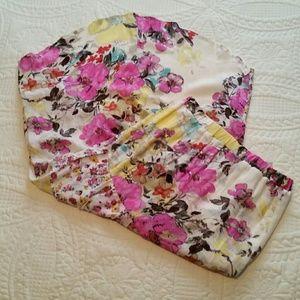 Dresses & Skirts - NWT Wonderly Girls Layered Ruffle Hi/Lo Skirt M